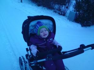 tur i sneen